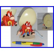Plastic Figure YOSEMITE SAM with GUN 15cm DE AGOSTINI Warner Bros Collection LOONEY TUNES