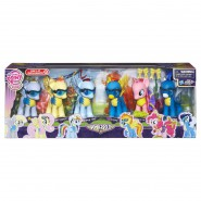 MY LITTLE PONY  Wonderbolts 6 inches 15cm 6 Figures Collection Pack Hasbro B7709