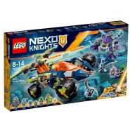LEGO NEXO Knights Aaron's Rock Climber 6 minifig 70355