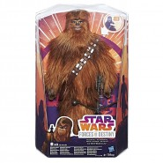STAR WARS Force of Destiny CHEWBACCA Ruggito CON SUONI Originale HASBRO C1630 Disney