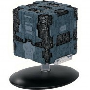 STAR TREK DieCast Model BORG Tactical CUBE 6cm DieCast EAGLEMOSS