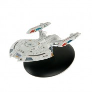 STAR TREK EQUINOX Starship Ncc 72381 12cm Model DieCast EAGLEMOSS