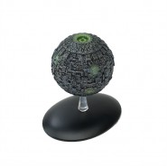STAR TREK DieCast Model Starship BORG SPHERE 7cm DieCast EAGLEMOSS