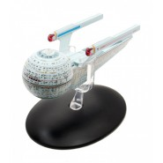 STAR TREK U.s.s. PASTEUR Starship NCC-58925 13cm Model DieCast EAGLEMOSS