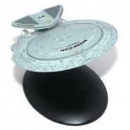 Star Trek U.S.S HONSHU Nave Spaziale NCC-60205 Nebula Class 10cm Modello DieCast EAGLEMOSS