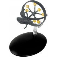 STAR TREK ORION SCOUT SHIP Starship 5cm Model DieCast EAGLEMOSS