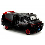 A-TEAM DieCast Model Car 27cm Van GMC VANDURA 1983 Scale 1/18 ORIGINAL Greenlight
