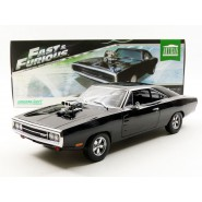 FAST and FURIOUS Model DOM's 1970 DODGE CHARGER 1/18 25cm Original Greenlight ARTISAN