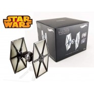Space Ship FIRST ORDER TIE FIGHTER Star Wars DIECAST Model 15cm Original HOT WHEELS ELITE DMT90