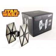 Nave Spaziale FIRST ORDER TIE FIGHTER Star Wars Modello DIECAST 15cm Originale HOT WHEELS ELITE DMT90