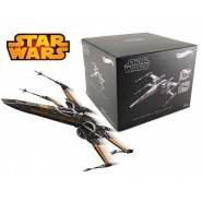 Space Ship POE DAMERON X-WING FIGHTER Star Wars DIECAST Model 15cm Original HOT WHEELS ELITE DHG08