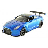 FAST and FURIOUS Model BRIAN's NISSAN GT-R R35 BEN SOPRA Scale 1/24 Original JADA