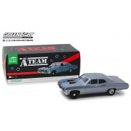 Die Cast Model 1967 CHEVROLET IMPALA SEDAN From A-Team 1/18 25cm Original Greenlight ARTISAN Collection