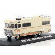 DieCast Model Dale's 1973 WINNEBAGO CHIEFTAIN The Walking Dead Scale 1/43 19cm GREENLIGHT