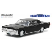 Modellino LINCOLN CONTINENTAL del 1965 dal Film MATRIX Scala 1/43  12cm Greenlight