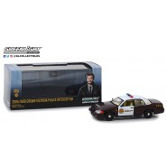 Model Car 2005 FORD CROWN VICTORIA Police Interceptor ONCE UPON A TIME 1/43 12cm Greenlight Sheriff Graham's