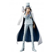 ONE PIECE Figure Statue 20cm ROB LUCCI Rucci Rucchi Creator X Creator WHITE DRESS BANPRESTO Film Gold