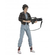 ALIENS Action Figure LT. ELLEN RIPLEY (Bomber Jacket) 16cm Collection Original Official NECA