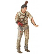 Action Figure ASH WILLIAMS Private (Asylum) 16cm ASH VS EVIL DEAD Serie 2 NECA