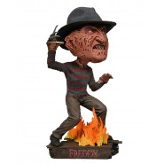 FREDDY KRUEGER Resin Head Knocker Figure 19cm From FREDDY Vs JASON Original NECA