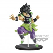 DRAGON BALL Figure Statue 23 SUPER BROLY from 2019 Movie ULTIMATE SOLDIERS Original BANPRESTO Japan Dragonball