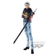 TRAFALGAR LAW Figure Statue 28cm GRANDISTA ONE PIECE The Grandline Men BANPRESTO