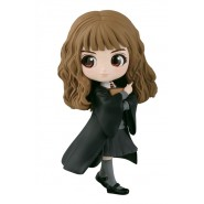 Figure Statue 14cm HERMIONE GRANGER Normal Color Harry Potter QPOSKET Hogwarts Magic Spell Wand Banpresto Version A