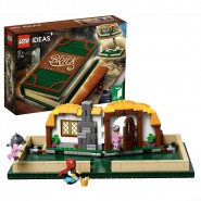 Playset LIBRO Once Upon a Brick Fiabe POP-UP Costruzioni LEGO IDEAS 21315