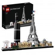 Building Playset PARIS France 2019 LEGO Architecture 21044