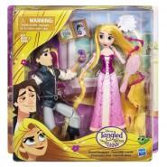 RAPUNZEL Box Set WEDDING PROPOSAL With 2 DOLLS EUGENE etc. Disney HASBRO C1750