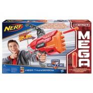 NERF Bow Crossbow MEGA THUNDERBOW MEGA SERIE N-Strike ELITE DART Hasbro A8768