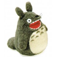 My Neighbour TOTORO Plush BIG 28cm SCREAM VERSION Studio Ghibli OFFICIAL