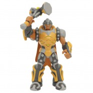 GORMITI Figure LORD TITANO 25cm Lights and Sounds ROCK Tribe Original Giochi Preziosi