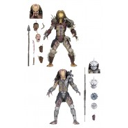 Special BOX 2 Figures Action 20cm BAD BLOOD Vs ENFORCER Movie PREDATOR Originale NECA