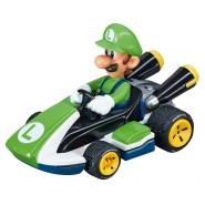 Modellino KART di LUIGI Classic da SUPER MARIO Mario Kart 8 Scala 1:43 per Pista CARRERA GO 20064034 NINTENDO