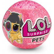 L.O.L. SURPRISE Sphere Ball PETS Animals SERIE 4 WAVE 2 Official ORIGINAL LOL