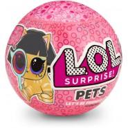 L.O.L. SURPRISE Sfera Pallina PETS Animali SERIE 4 WAVE 2 Ufficiale ORIGINALE LOL