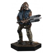 PREDATORS NOLAND Rare Figure Metallic Resin from Alien & Predator 13cm Scale 1/16 Serie Eaglemoss HERO Collector