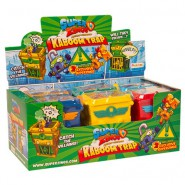 SUPERZINGS Complete set Box 6 Kaboom Trap with Exclusive FIGURES ORIGINAL Super Zings Rivals of Kaboom