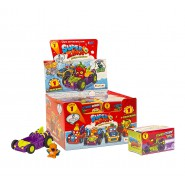 SUPERZINGS Complete set Box 6 Kaboom Trap with FIGURES Exclusive FIGURES ORIGINAL Super Zings Rivals of Kaboom