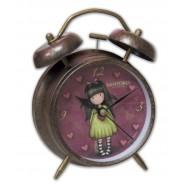 SVEGLIA Vintage SANTORO GORJUSS Personaggio Bambola HEARFELT Originale