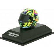 Model AGV HELMET VALENTINO ROSSI Collection 46 Yamaha 2017 Moto Gp Scale 1/8 Minichamps