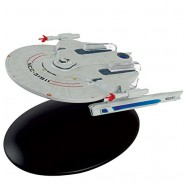STAR TREK U.S.S. SARATOGA Starship NCC-31911 12cm Model DieCast EAGLEMOSS