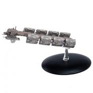 STAR TREK FORTUNATE Nave Spaziale 13cm Modello DieCast EAGLEMOSS
