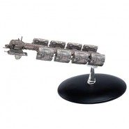 STAR TREK FORTUNATE Starship 13cm Model DieCast EAGLEMOSS