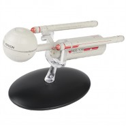 STAR TREK DAEDALUS NCC-176 Class U.S.S. Horizon Starship 13cm Model DieCast EAGLEMOSS