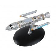 STAR TREK THE PHOENIX Starship 13cm Model DieCast EAGLEMOSS