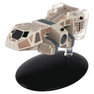 STAR TREK THE BAXIAL Starship 13cm Model DieCast EAGLEMOSS