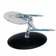 STAR TREK U.S.S. CENTAUR NCC-42043 Starship 13cm Model DieCast EAGLEMOSS