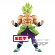 DRAGON BALL Super Figura 23cm BROLY Full Poker CHOKOKU BUYUDEN God MOVIE Originale BANPRESTO